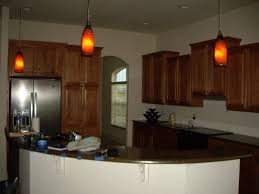kitchen lighting pendant lights over breakfast bar black walnut