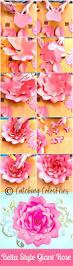 best 25 flower template ideas on pinterest paper flowers diy