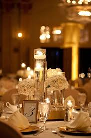 floating candle wedding centerpieces ideas