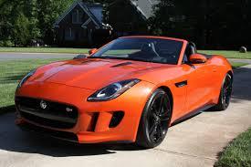 orange porsche 911 turbo traded my porsche 911 turbo for a jaguar f type v8 s jaguar