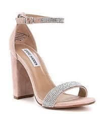 wedding shoes block heel block women s bridal wedding shoes dillards