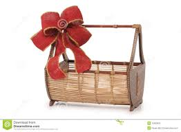 Christmas Basket Christmas Basket Royalty Free Stock Images Image 12050829