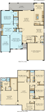 Mattamy Homes Floor Plans by Liberation At Savannah By Lennar Homes 28