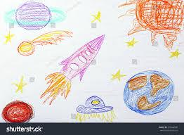 kids drawing on white sheet paper stock photo 275646590 shutterstock