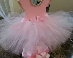 tutu centerpieces for baby shower sided pink and white tutu centerpiece baby shower ideas