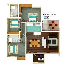 Little House Floor Plans 40 3 Bedroom Floor Plans House Plans Au Modern Australian