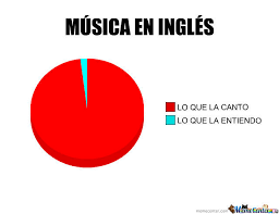 Memes Musica - música en inglés by lufecasvil meme center