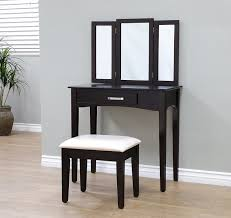 3 Piece Vanity Set Vanity Tables Under 100 Vanity Table With Mirror