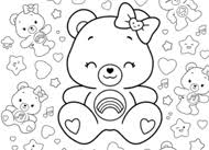 care bears love autumn care bears activity ag kidzone