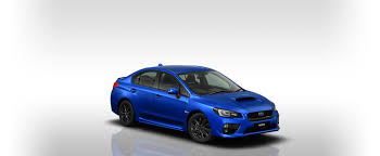 blue subaru wrx wrx sedan vehicle subaru south africa