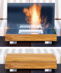 portable fireplace portable fireplace in a box firebo x and fireboard from schulte