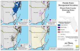 Miami Area Map by Miami Dade Florida Water Management Inventory Summary Florida