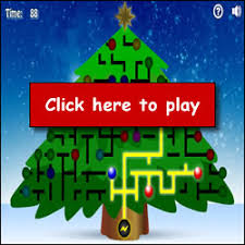 christmas tree light game free childrens online game flash html5 game for kids