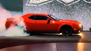 New Muscle Cars - video three high powered muscle cars on display at the new york