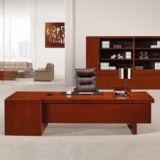bureau directeur modern office table photos with wood veneer director modern office
