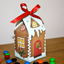 milk carton gingerbread houses bing images christmas time in
