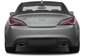 hyundai genesis specifications 2014 hyundai genesis coupe overview cars com