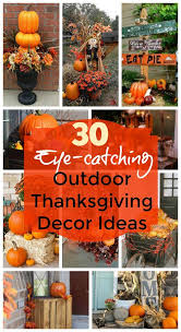 outdoor thanksgiving decorations 30 eye catching outdoor thanksgiving decorations ideas dinner