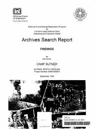 archives search report september 1993 1 ammunition united