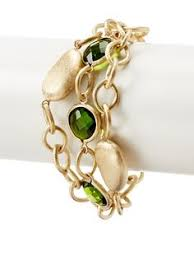 rivka friedman bracelet faceted deco toggle bracelet by rivka friedman jewelry
