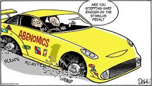 cartoon race car abenomics race car the japan times