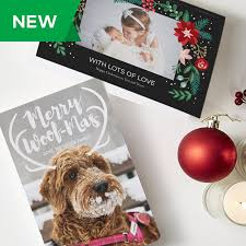 christmas cards personalised christmas cards vistaprint