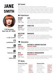 unique resume 28 images quot the davenport quot professional
