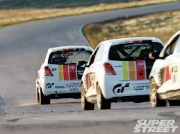 2010 toyota yaris club sport challenge racer yari gone wild