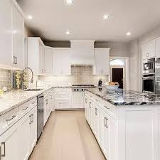 granite ideas for white kitchen cabinets taupe cabinets with black granite countertops design ideas
