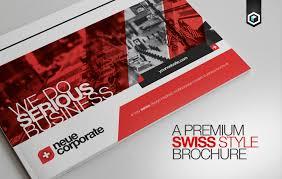 creative corporate brochure 70 modern corporate brochure templates