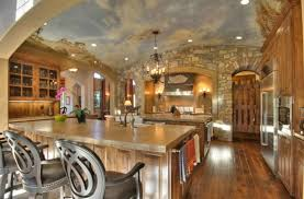 Tuscan Kitchens Designs Cool Great Ideas For Tuscan Kitchen - Tuscan kitchen sinks
