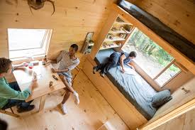 Tiny House Interiors by Harvard Student Startup Lets You Test Drive Tiny House Living For