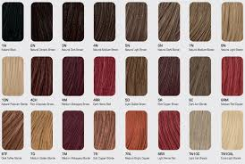 mahogany hair color chart wig color numbers of hair color shades numbers dagpress com