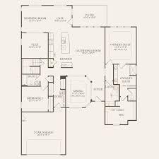 Barrington Floor Plan Napa Valley At Clubside Manor At Barrington In Aurora Ohio Pulte