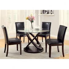 glass top dining table set 6 chairs dining room glass top dining table set 6 chairs souq with room black