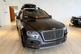 2017 bentley bentayga w12 signature stock 7nc015656 for sale