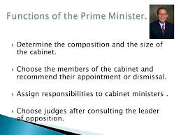 The Cabinet Members The Composition Of Cabinet The Functions Of Executive Cabinet How