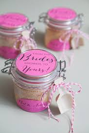 diy bridal shower favors learn how to make the most amazing bath salt gifts