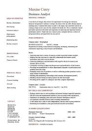 Samples Writing Guide Bright Ideas by Business Analyst Resume Business Analyst Resume Sample Writing