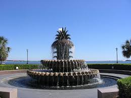 charleston pineapple fountain sc address great home decor