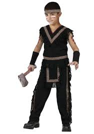 spirit halloween kids costumes child indian costumes thanksgiving indian costumes