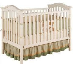 Babi Italia Pinehurst Convertible Crib Crib Recalls