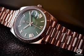 rolex ads rolex day date exhibition monochrome watches
