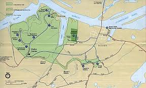 National Park Map Usa by National Historic Sites Memorials Military Parks And Battlefield
