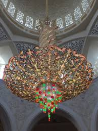 Largest Chandelier The World S Largest Chandelier Made From Swarovski It