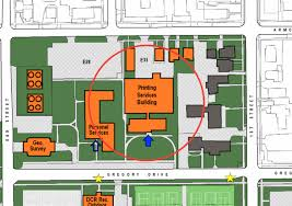Building Site Plan Printing Services Building 222