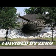 Divide By Zero Meme - mathpics mathjoke mathmeme pic joke math meme haha funny humor pun