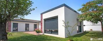 Maison Entre Artisanat Et Modernisme Extension Et Agrandissement De Maison Toit Plat Camif Habitat