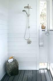 Outdoor Shower Head Copper - inspiring outdoor rain shower head pictures best inspiration