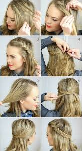 layer hair with ponytail at crown imagen relacionada trnzaa pinterest crown hair style and